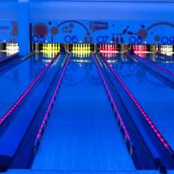 Pista bowling Royal Bowling